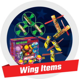 WING ITEMS